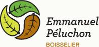 Logo Emmanuel Peluchon, boisselier